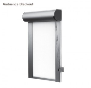 Verosol ambience blackout system