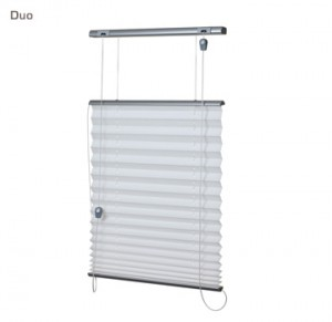 Verosol duo pleated blind