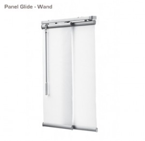 Verosol panel glide blind with wand