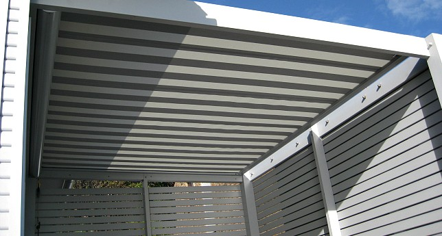 Perk Up Your Pergola With A Markilux Zip Retractable