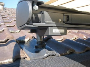 Roof Mount, new flashing 1