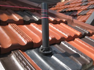 Roof mount tile - 2