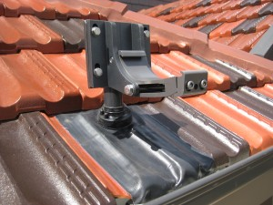 Roof mount tile - 4