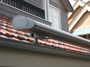 Roof mount tile - 8